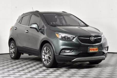 2017 Buick Encore for sale at Chevrolet Buick GMC of Puyallup in Puyallup WA