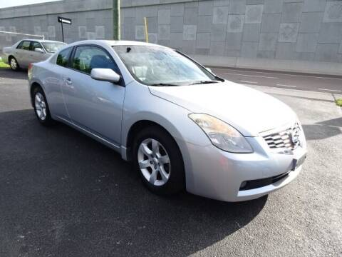 2009 Nissan Altima for sale at DONNY MILLS AUTO SALES in Largo FL
