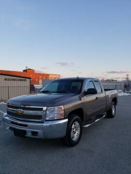 2012 Chevrolet Silverado 1500 for sale at iDrive in New Bedford MA
