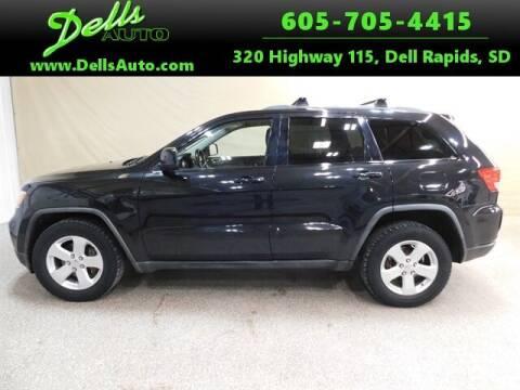 2011 Jeep Grand Cherokee for sale at Dells Auto in Dell Rapids SD