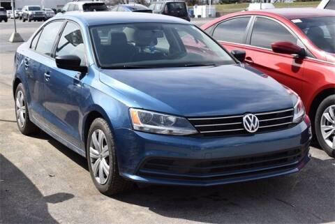2015 Volkswagen Jetta for sale at BOB ROHRMAN FORT WAYNE TOYOTA in Fort Wayne IN