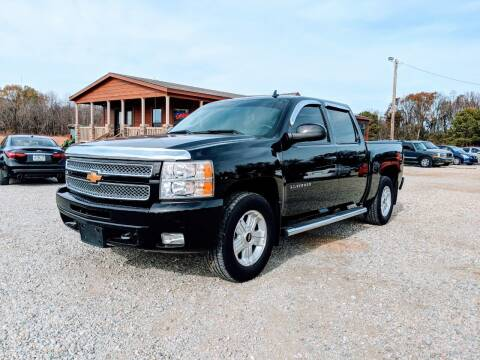 2012 Chevrolet Silverado 1500 for sale at Delta Motors LLC in Jonesboro AR
