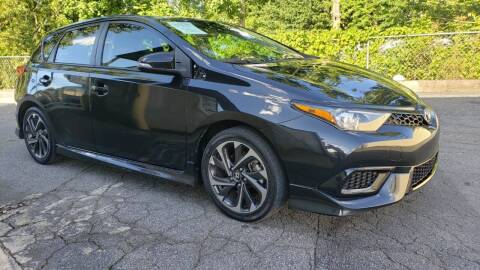 2017 Toyota Corolla iM for sale at AUTO FIESTA in Norcross GA