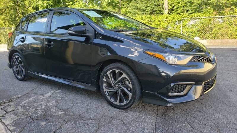 2017 Toyota Corolla iM for sale at AUTO FIESTA in Norcross GA