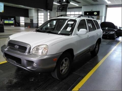 2004 Hyundai Santa Fe for sale at HW Used Car Sales LTD in Chicago IL