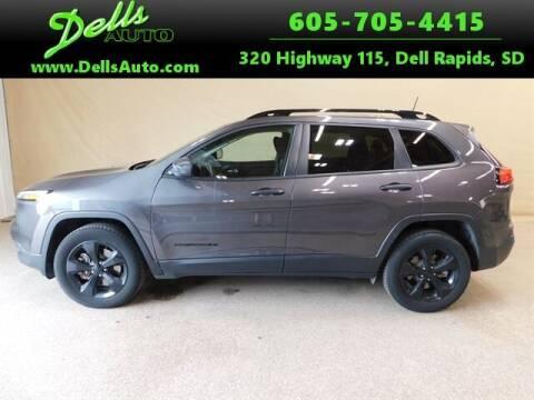 2017 Jeep Cherokee for sale at Dells Auto in Dell Rapids SD