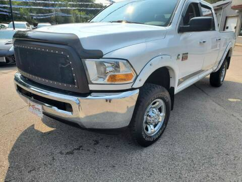 2011 RAM Ram Pickup 2500 for sale at Extreme Auto Sales LLC. in Wautoma WI