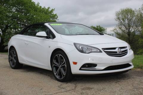 2017 Buick Cascada for sale at Harrison Auto Sales in Irwin PA