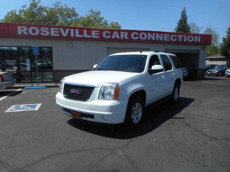 2012 GMC Yukon for sale at ROSEVILLE CAR CONNECTION in Roseville CA