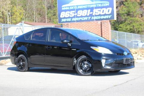 2013 Toyota Prius for sale at Skyline Motors in Louisville TN