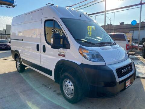 2019 RAM ProMaster Cargo for sale at Windy City Motors in Chicago IL