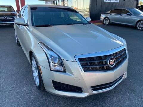 2013 Cadillac ATS for sale at JQ Motorsports East in Tucson AZ