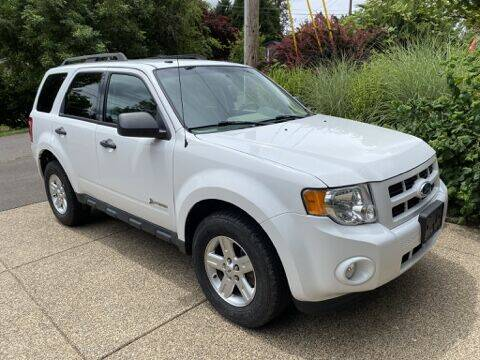 2011 Ford Escape Hybrid for sale at Bridgeport Auto Group in Portland OR