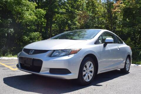 2012 Honda Civic for sale at Platinum Auto Sales in Leominster MA