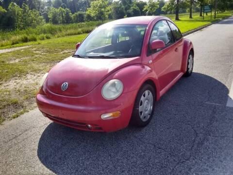 1999 Volkswagen New Beetle for sale at Laurel Wholesale Motors in Laurel MD