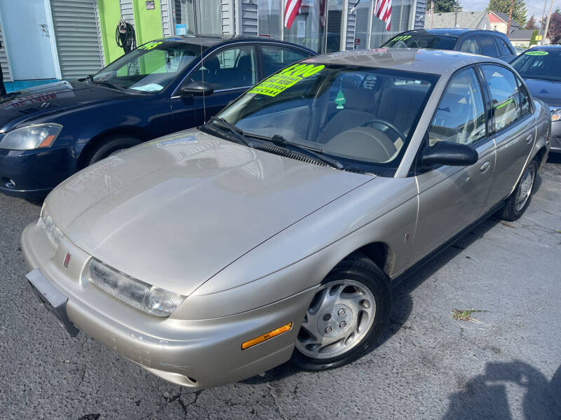 1996 Saturn S-Series for sale at American Dream Motors in Everett WA
