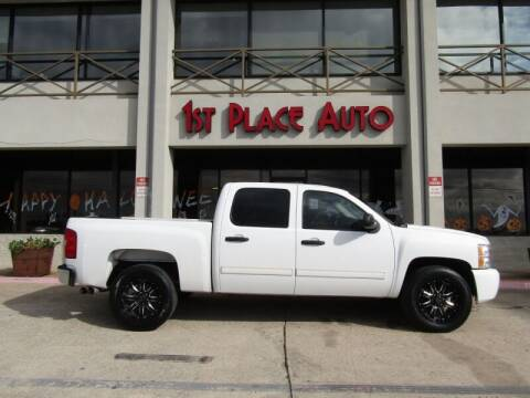 2011 Chevrolet Silverado 1500 for sale at First Place Auto Ctr Inc in Watauga TX