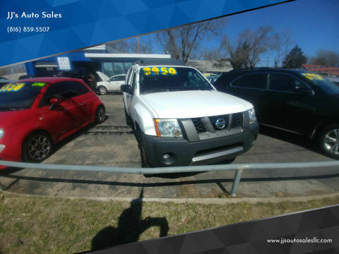 2006 Nissan Xterra for sale at JJ's Auto Sales in Independence MO