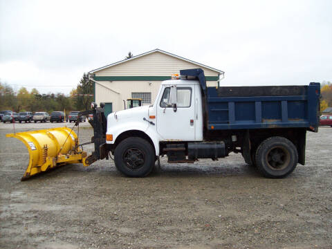 1990 International 4900 for sale at Summit Auto Inc in Waterford PA