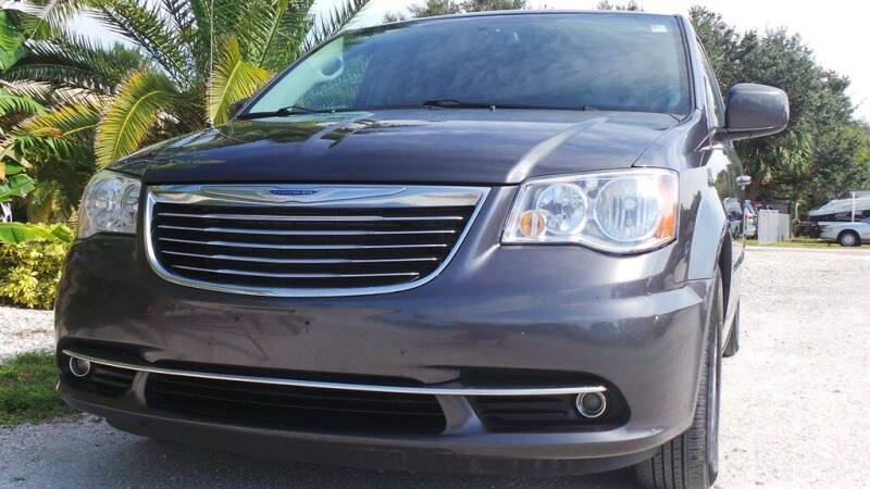 2016 Chrysler Town and Country for sale at Southwest Florida Auto in Fort Myers FL