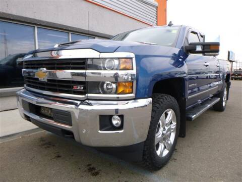 2017 Chevrolet Silverado 2500HD for sale at Torgerson Auto Center in Bismarck ND