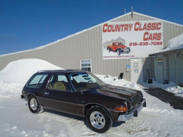 1979 AMC Pacer for sale in Staunton, IL
