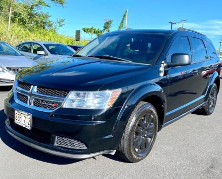 2015 Dodge Journey for sale at PONO'S USED CARS in Hilo HI