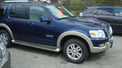 2007 Ford Explorer for sale at Southeast Motors INC in Middleboro MA