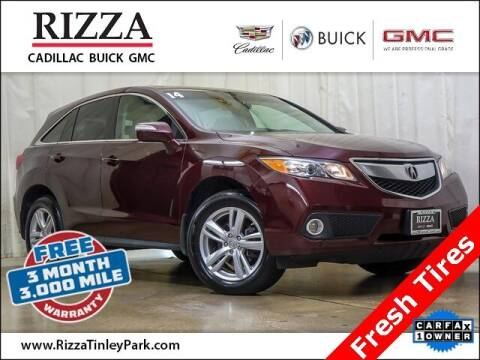 2014 Acura RDX for sale at Rizza Buick GMC Cadillac in Tinley Park IL