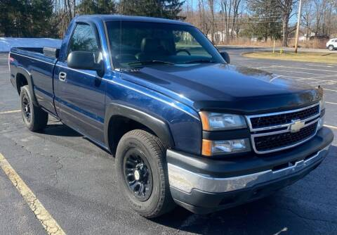 2007 Chevrolet Silverado 1500 Classic for sale at Select Auto Brokers in Webster NY
