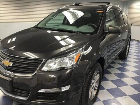 2017 Chevrolet Traverse for sale at Mirak Hyundai in Arlington MA