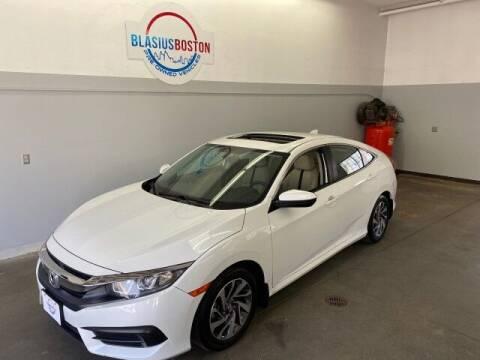 2018 Honda Civic for sale at WCG Enterprises in Holliston MA