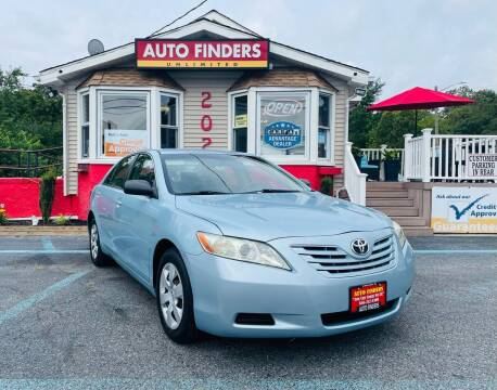 2007 Toyota Camry for sale at Auto Finders Unlimited LLC in Vineland NJ