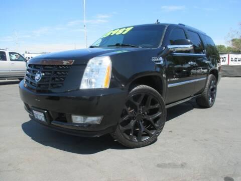 2009 Cadillac Escalade for sale at Quick Auto Sales in Modesto CA