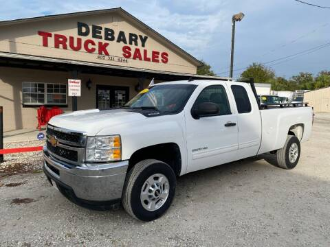 2012 Chevrolet Silverado 2500HD for sale at DEBARY TRUCK SALES in Sanford FL