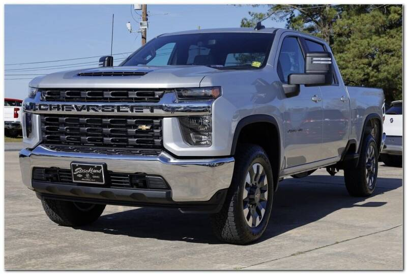 2021 Chevrolet Silverado 2500HD for sale at STRICKLAND AUTO GROUP INC in Ahoskie NC