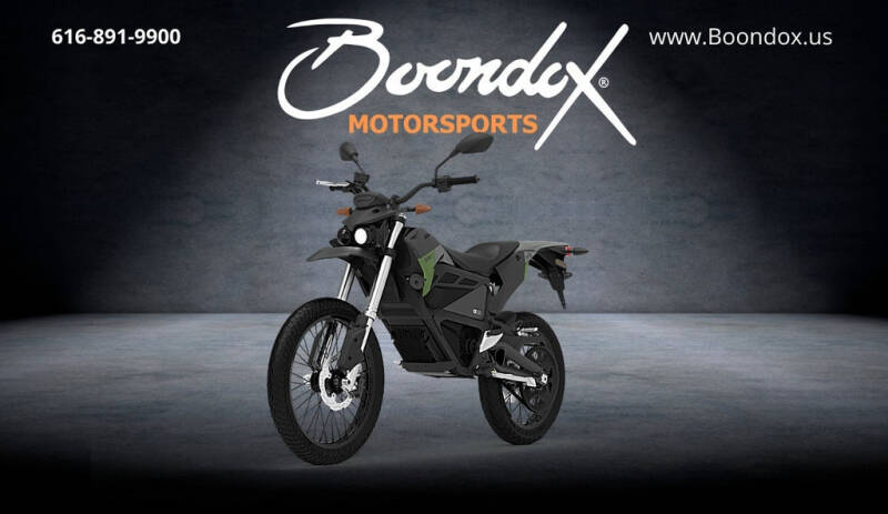 2021 Zero FX ZF3.6 Modular for sale at Boondox Motorsports in Caledonia MI