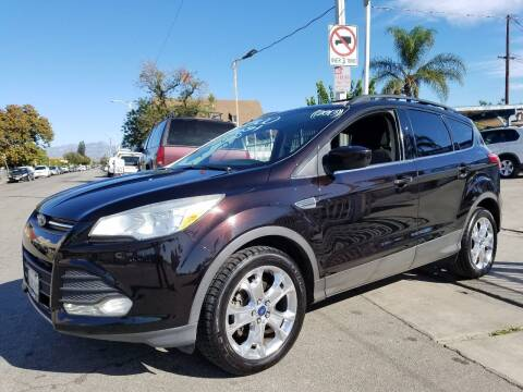2013 Ford Escape for sale at Olympic Motors in Los Angeles CA