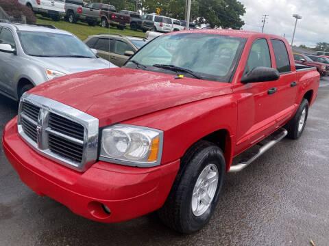 2005 Dodge Dakota for sale at Ball Pre-owned Auto in Terra Alta WV