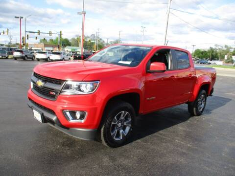 2018 Chevrolet Colorado for sale at Windsor Auto Sales in Loves Park IL