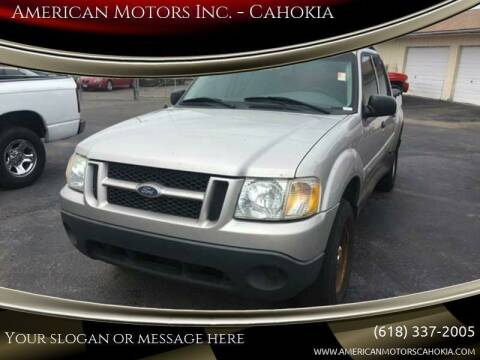 2005 Ford Explorer Sport Trac for sale at American Motors Inc. - Cahokia in Cahokia IL