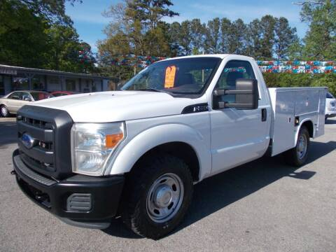 2011 Ford F-250 Super Duty for sale at Culpepper Auto Sales in Cullman AL