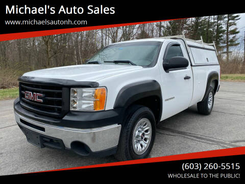 2011 GMC Sierra 1500 for sale at Michael's Auto Sales in Derry NH