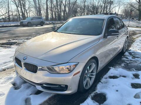 2013 BMW 3 Series for sale at Kapos Auto, Inc. in Ridgewood, Queens NY