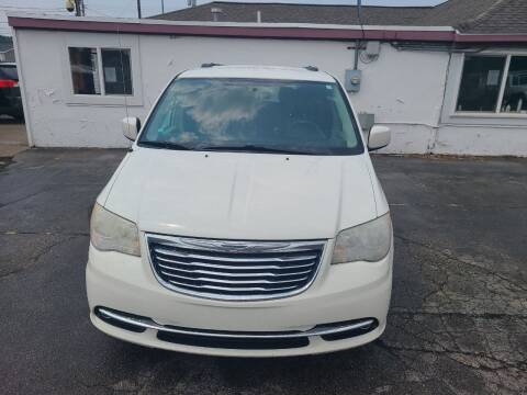 2011 Chrysler Town and Country for sale at All State Auto Sales, INC in Kentwood MI