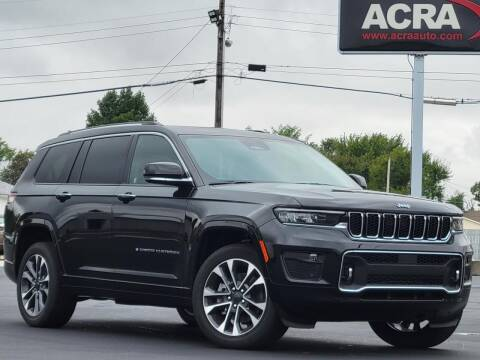 2021 Jeep Grand Cherokee L for sale at BuyRight Auto in Greensburg IN