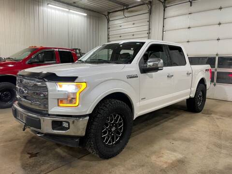 2017 Ford F-150 for sale at Northern Car Brokers in Belle Fourche SD