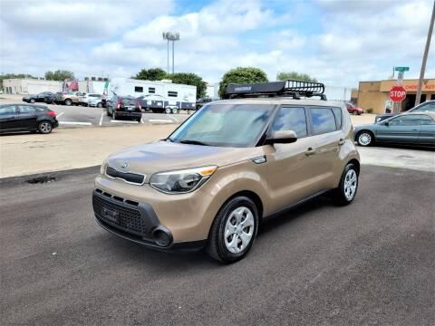 2015 Kia Soul for sale at Image Auto Sales in Dallas TX