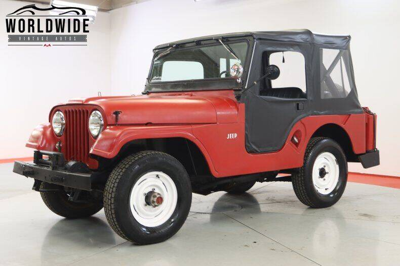 1962 Willys Jeep for sale in Denver, CO