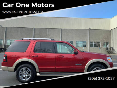 2006 Ford Explorer for sale at Car One Motors in Seattle WA